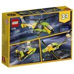 Купить Лего 31092 Приключения на вертолёте серии Криейтор.