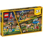 Купить Лего 31095 Ярмарочная карусель серии Криейтор.