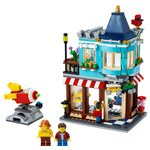 Купити Лего 31105 Міський магазин іграшок Кріейтор.