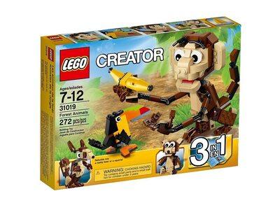Купить Лего 31019 Лесные животные LEGO Creator.