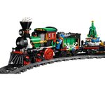 Купить Лего 10254 Зимний праздничный поезд, LEGO Creator.