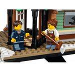 Купить Лего 10259 Зимняя железнодорожная станция, Creator Expert.