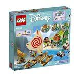 Купить Лего 41150 Путешествие Моаны через океан, LEGO Disney Princess.