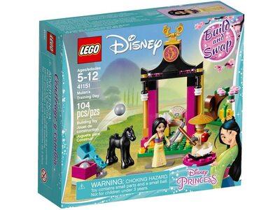 Купить Лего 41151 Тренировка Мулан, LEGO Disney Princess.