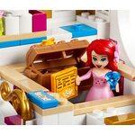 Купить Лего 41153 Королевский праздничный корабль Ариэль, Disney Princess.