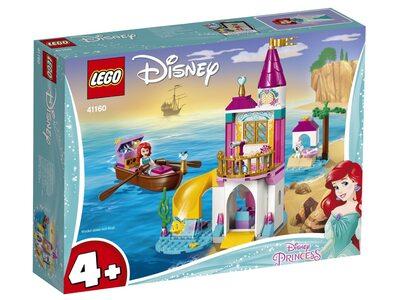 Купить Лего 41160 Морской замок Ариэль серии Принцессы Дисней.
