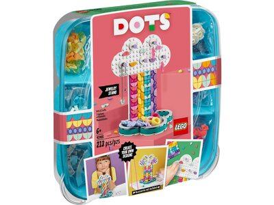 Купити Лего 41905 Підставка для біжутерії «Веселка», ДОТС.