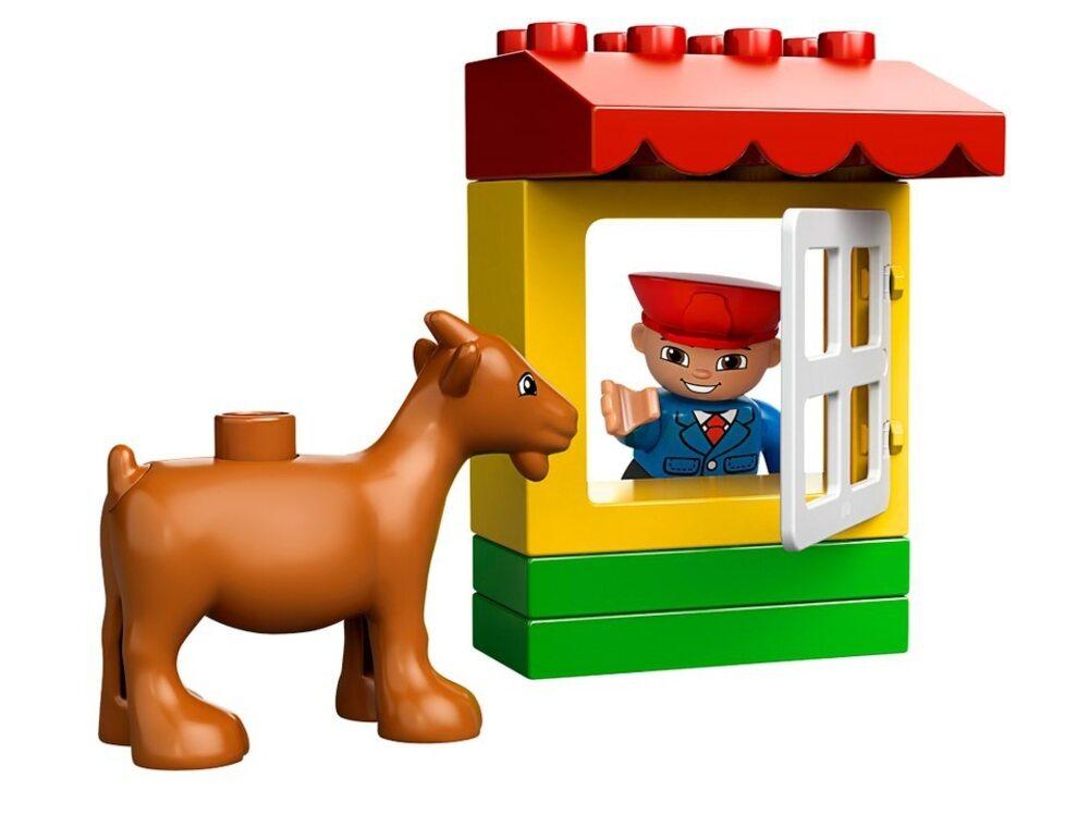 Лего дупло 10507 купить в спб