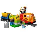 Купить Лего 10508 Большой поезд серии Дупло
