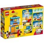 Купить Лего 10827 Пляжный домик Микки и его друзей, DUPLO.