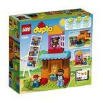 Купить Лего Дупло 10839 Тир, LEGO DUPLO.