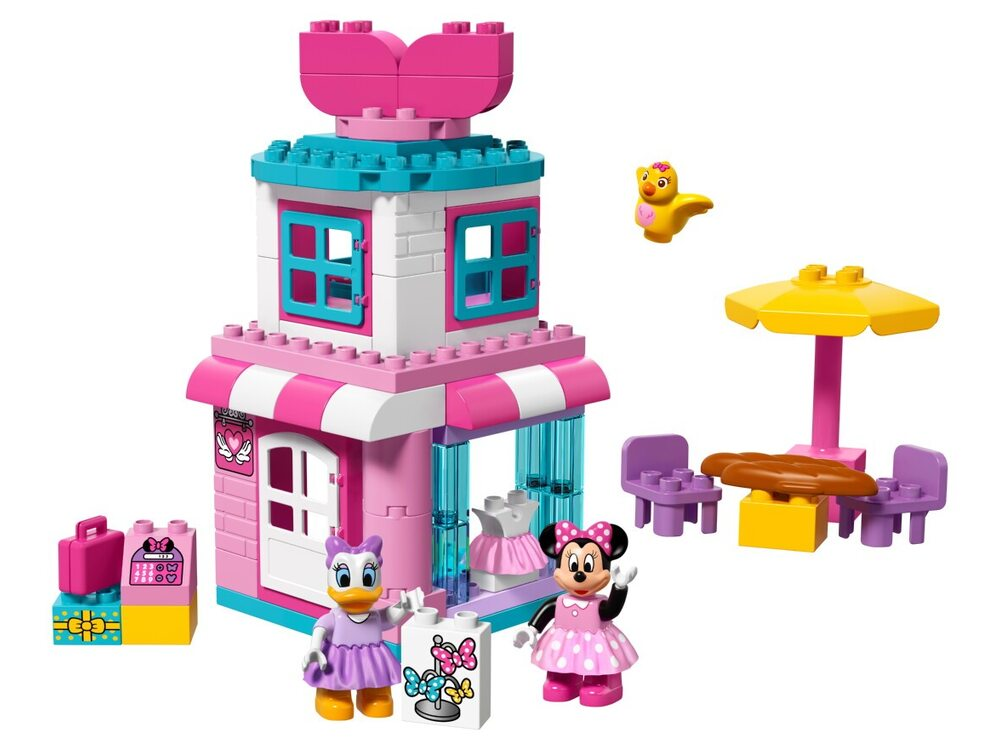 Лего дупло магазинчик минни отзывы