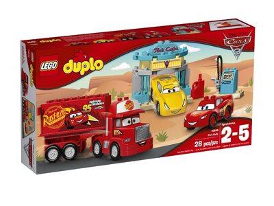 Купить Лего10846 Кафе Фло Тачки-3, LEGO DUPLO.