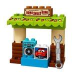 Купить Лего 10856 Гараж Мэтра Тачки-3, LEGO DUPLO.