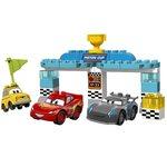 Купить Лего Дупло 10857 Гонка за Кубок Поршня Тачки-3, LEGO DUPLO