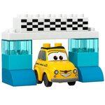 Купить Лего 10857 Гонка за Кубок Поршня Тачки-3, LEGO DUPLO.