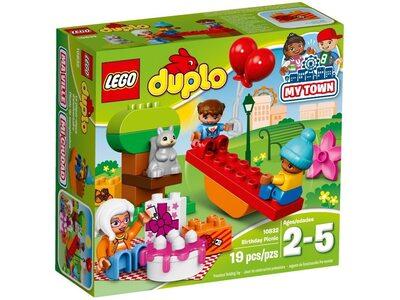 Купить Лего Дупло 10832 День рождения, LEGO DUPLO.