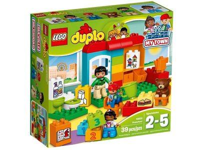 Купить Лего Дупло 10833 Детский сад, DUPLO.