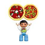 Купить Лего Дупло 10834 Пиццерия, LEGO DUPLO.
