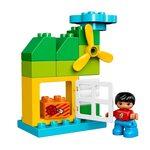 Купить Лего 10854 Набор для творчества, LEGO DUPLO.