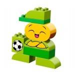 Купить Лего 10861 Мои первые эмоции, DUPLO.