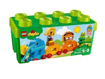 Купить Лего 10863 Мой первый парад животных, LEGO DUPLO.
