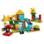 Купить Лего 10864 Большая игровая площадка, LEGO DUPLO.