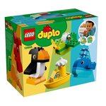 Купить Лего 10865 Весёлые кубики, LEGO DUPLO.