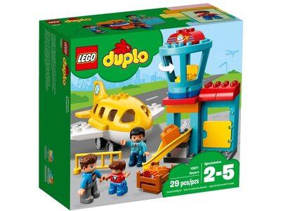 Купить Лего 10871 Аэропорт, LEGO DUPLO.