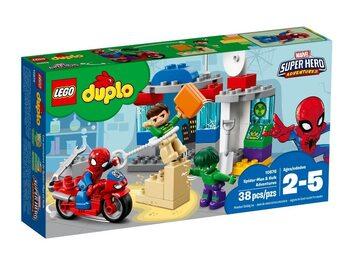 Приключения Человека-паука и Халка