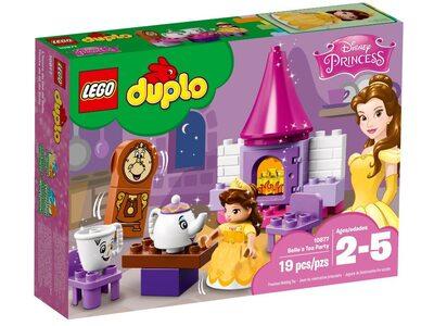 Купить Лего 10877 Чаепитие у Белль, DUPLO.