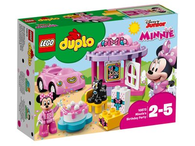 Купить Лего 10873 День рождения Минни, LEGO Duplo.