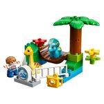 Купить Лего 10879 Парк динозавров, LEGO Duplo.