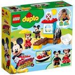 Купить Лего 10881 Катер Микки, LEGO Duplo.