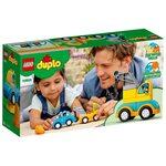 Купить Лего 10883 Мой первый эвакуатор серии Дупло.