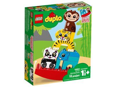 Купити Лего 10884 Мої перші циркові тварини серії Дупло.