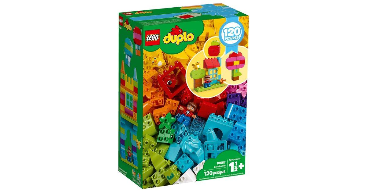 Лего дупло набор для веселого творчества