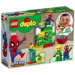 Купить Лего 10893 Человек-Паук против Электро серии Дупло.