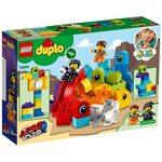 Купить Лего 10895 Пришельцы с планеты DUPLO серии Дупло.