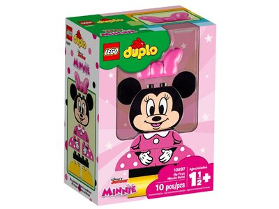 Купить Лего 10897 Моя первая Минни Маус серии Дупло.