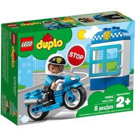 Полицейский мотоцикл