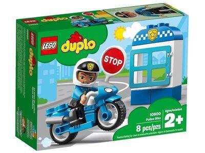 Купить Лего 10900 Полицейский мотоцикл серии Дупло.