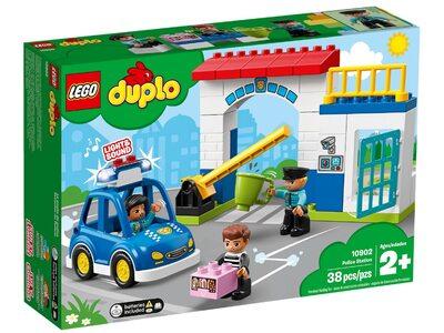 Купить Лего 10902 Полицейский участок серии Дупло.