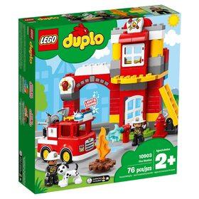 Пожарное депо DUPLO