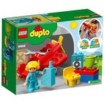 Купить Лего 10908 Самолёт серии Дупло.