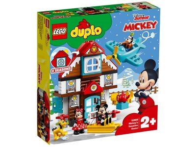 Купить Лего 10889 Домик Микки серии Дупло.