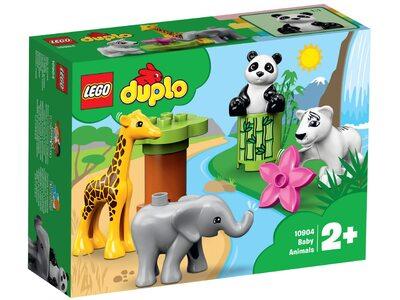 Купити Лего 10904 Дітлахи тварин серії Дупло.