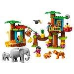 Купить Лего 10906 Тропический остров серии Дупло.
