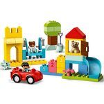 Купити Лего 10914 Велика коробка з кубиками, ДУПЛО.