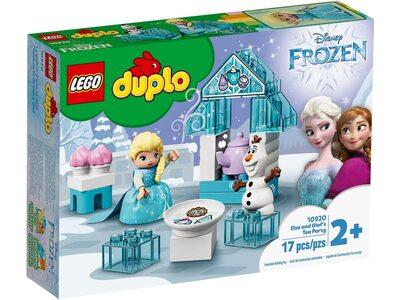 Купити Лего 10920 Чаювання Ельзи та Олафа Дупло.